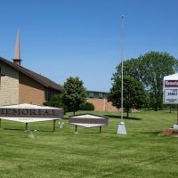 Memorial Baptist Church, Евергрин Парк
