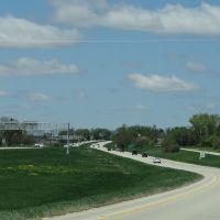US 20 near Rockford IL, Евергрин Парк