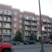 modern condominiums, Елмвуд Парк