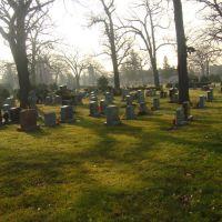 elmwood cemetery, Елмвуд Парк
