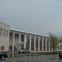 Elmhurst Public Library, Elmhurst IL, Елмхурст