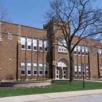 Hawthorne Elementary Grade School, Елмхурст