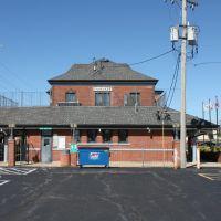 Kankakees Amtrak Station/Railroad Museum, Канкаки