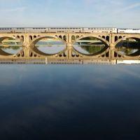 Railroad Bridge, Канкаки