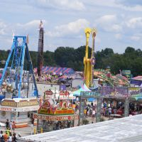Illinois State Fair 2008, Кантон
