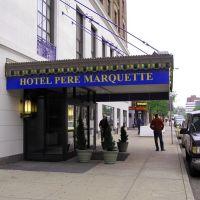 Hotel Pere Marquette, Кантон