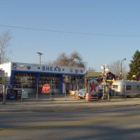 Sheas Place on Historic US Route 66, Кантон
