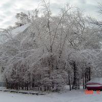 Ice storm, Кантон