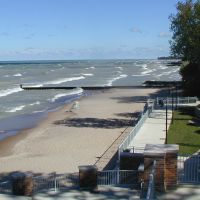 Kenilworth Beach, Kenilworth, IL, Кенилворт