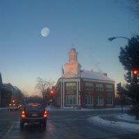 moon over Winnetka, Кенилворт
