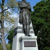 General George Rogers Clark, Куинси