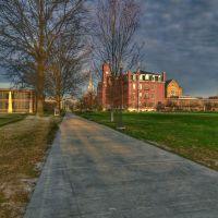 Quincy University Campus, Куинси