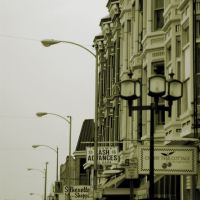 6th street, Куинси