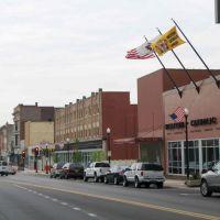 Maine Street, GLCT, Куинси