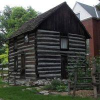 1835 Log Cabin, GLCT, Куинси