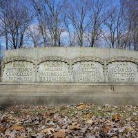 Frederic Mattiessen Gravesite, Ла Салл