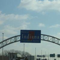 Indiana state limit, Лансинг