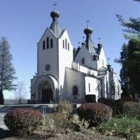 Manastir Sveti Sava u Libertvilu,Chicago., Либертивилл
