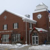 Libertyville Village Hall, Либертивилл