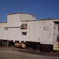 Converted caboose, Литчфилд