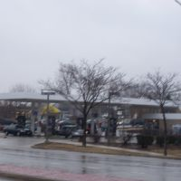 Mobil Gas Station, Roosevelt & Finley, Ломбард