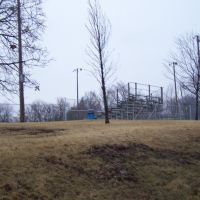 Bleachers for Ball Field, Ломбард