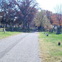 cemetery road, Макомб