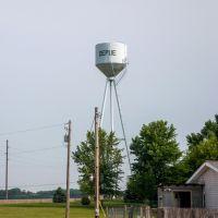 DePue Illinois water tower, Марк