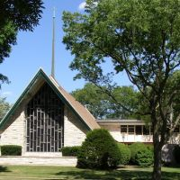 COMMUNITY PRESBYTERIAN CHURCH - MOUNT PROSPECT, ILLINOIS, Маунт-Проспект