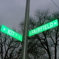 107, Меррионетт Парк