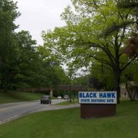 Black Hawk State Historic Site, GLCT, Милан