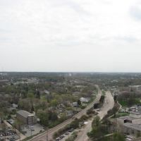 View pointing toawrads St. Louis from Watterson, Нормал