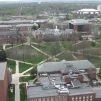 ISU Quad View from Watterson, Нормал