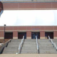 Redbird Arena Entrance, Нормал