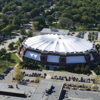 Illinois State Universitys Redbird Arena, Нормал