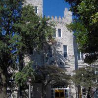 Illinois State University Cook Hall, GLCT, Нормал