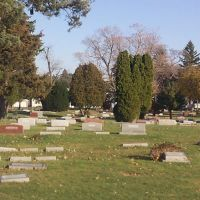 Cemetery, Норридж