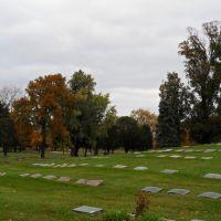 Acacia Park Cemetery, Норридж