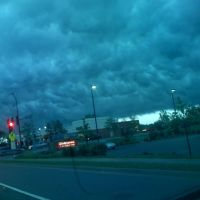 tornado, Норт Парк