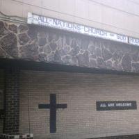 ALL NATIONS CHURCH OF GOD, WAUKEGAN, IL, Норт-Чикаго