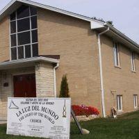 Iglesia La Luz Del Mundo Waukegan IL, Норт-Чикаго