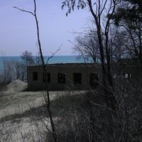Millard Park Abandoned Shelter, Норт-Чикаго
