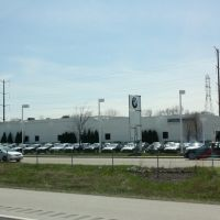 Northfield, Illinois, USA, Fields BMW Northfield, Нортфилд