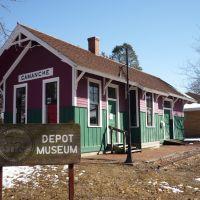 Depot Museum, Олбани