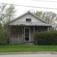 Abandoned home, Парк Форест