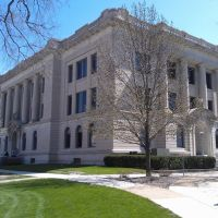 Tazewell County Courthouse- Pekin IL, Пекин