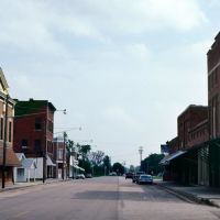 Kenney IL, Main Street USA, Рантоул
