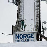 Norge Ski Jump - 1-30-2011, Ривер Гров