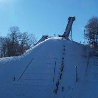 Norge Ski Jump - Fox River Grove, Ривер Гров