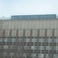 hospital, Ривер Форест